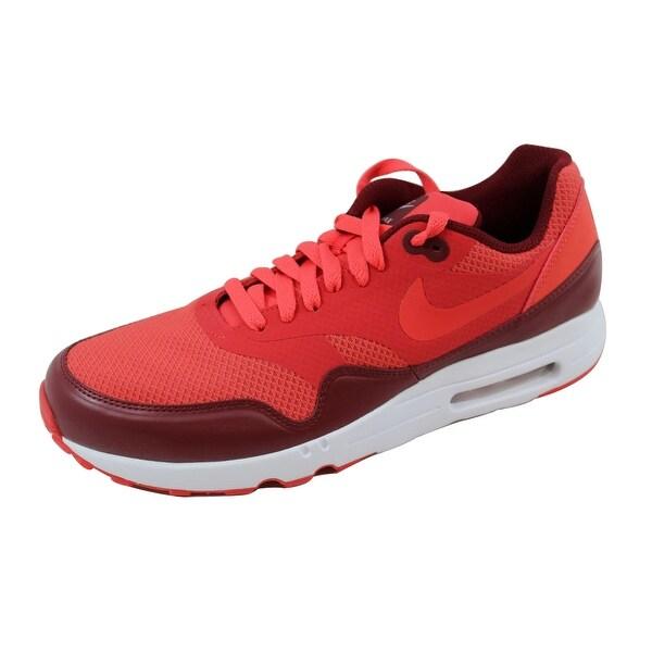 Nike Men's Air Max 1 Ultra 2.0 Essential Track Red/Track Red-Team Red 875679-601