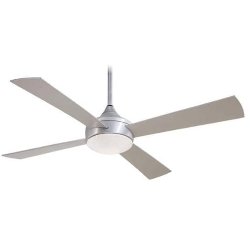 Shop minkaaire aluma wet 4 blade 52 indoor outdoor ceiling fan minkaaire aluma wet 4 blade 52 indoor outdoor ceiling fan light kit aloadofball Choice Image