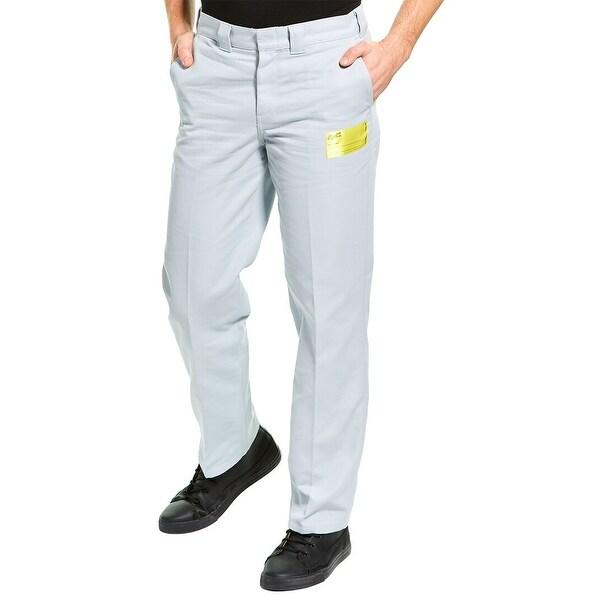 Helmut Lang Mechanical Grey Uniform Jean. Opens flyout.