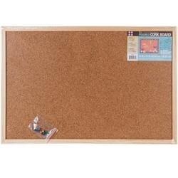 """- Framed Cork Memo Board 16""""X24"""""""
