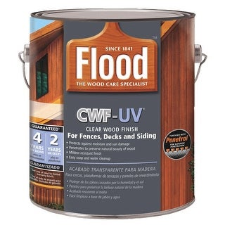 Flood Cwf-Uv Redwood 1G