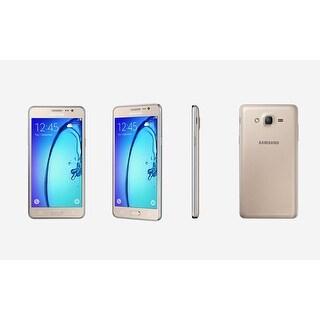 Samsung Galaxy On7 G6000 16GB Unlocked Smartphone Gold