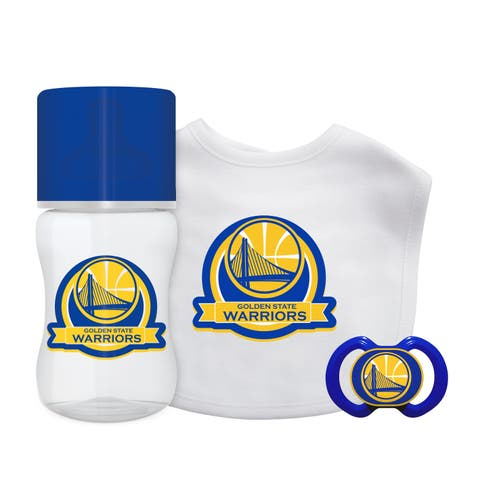 Golden State Warriors Baby Gift Set 3 Piece