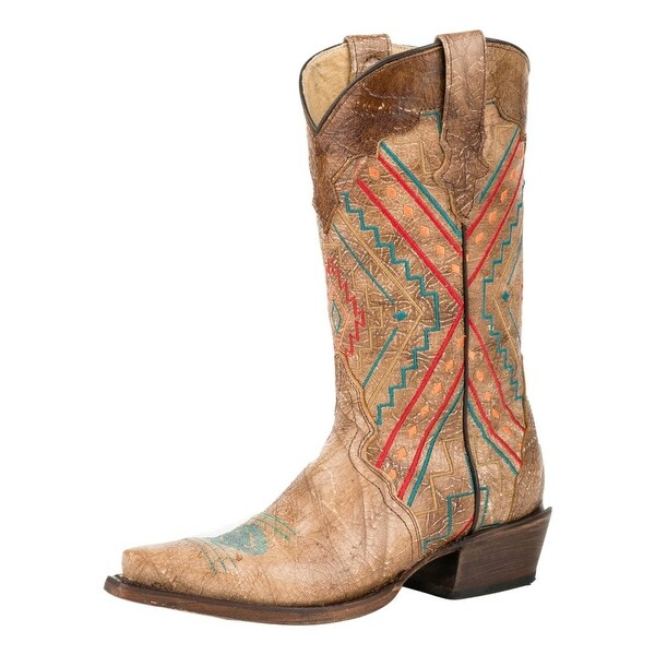 Roper Western Boots Womens Southwest Embroidery