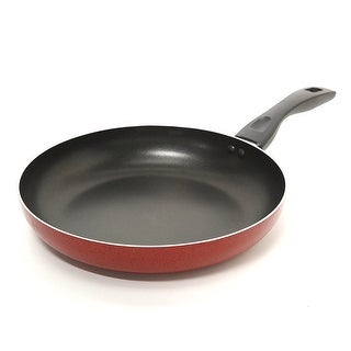 Oster 91114.01 Telford 12-Inch Frying Pan Red