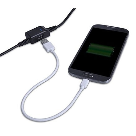 SIIG Ultra-Compact Universal AC//USB Power Adapter-45W