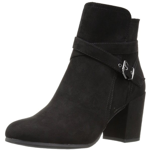 Madden Girl Womens Rightonn Almond Toe Ankle Fashion Boots
