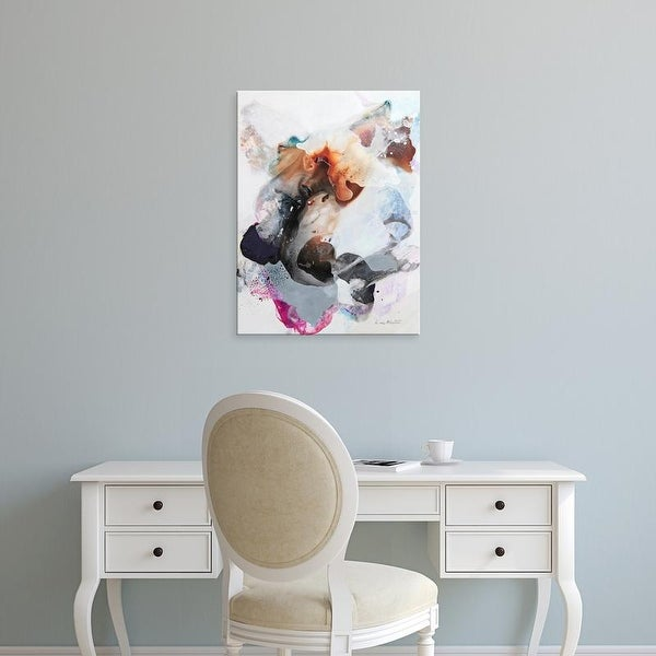Easy Art Prints Lina Alattar's 'Without Intentions' Premium Canvas Art