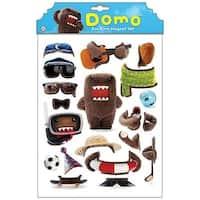Domo Dress Up Magnet Set - Multi