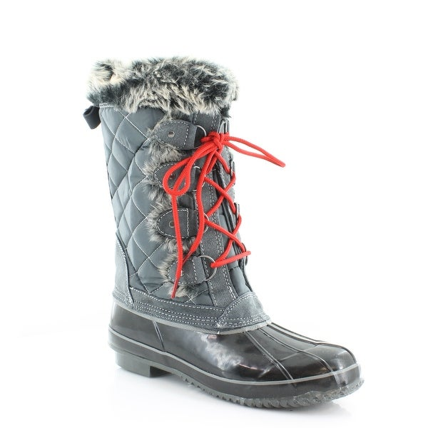 Khombu Jandice Women's Boots Grey