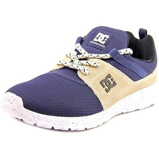 DC Shoes Heathrow SE Round Toe Canvas Skate Shoe