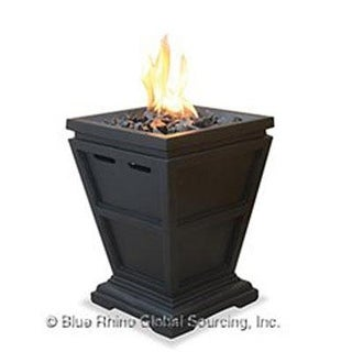 Blue Rhino - Glt1343sp - Uf Lp Gas Column Firepit Small