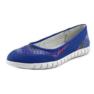 Vaneli Sport Kenda  N/S Round Toe Canvas  Loafer