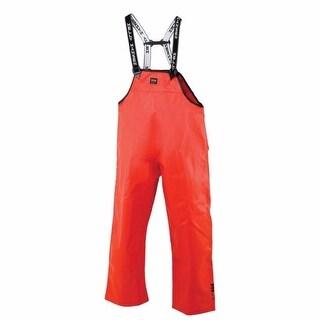 Helly Hansen Workwear Mens Abbotsford Double Bib Pant - Dark Orange - 3XL