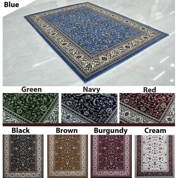 Shop 2 6x7 3 5 3x7 2 8x10 Black Blue Green Red Brown Navy Burgundy