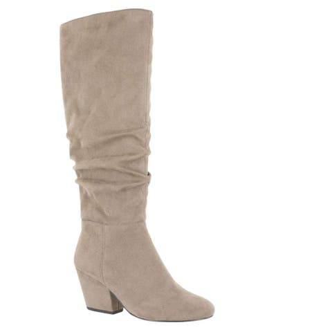 Bella Vita Womens Karen II Closed Toe Mid-Calf Fashion Boots
