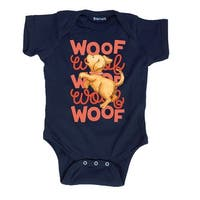 Biscuit Woof Woof Infant One Piece