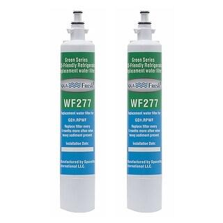 Aqua Fresh Replacement Water Filter for GE PWE23KGDBB Refrigerators - 2 Pack