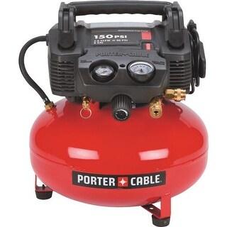Black Decker/ Porter Cable 150Psi 6Gal Compressor C2002 Unit: EACH