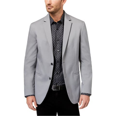 Alfani Mens Luxe Stretch Sport Coat