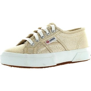 Superga Girls 2750 Lamej Classic Lace Up Fashion Sneakers