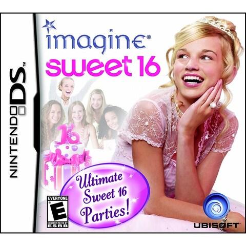 Imagine: Sweet 16 (Nintendo DS)