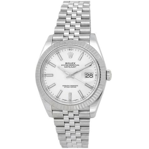 Pre-owned 41mm Rolex Datejust II Watch