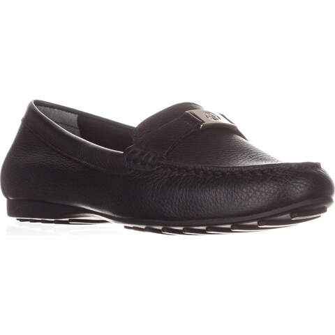 GB35 Dailyn Classic Loafers, Black