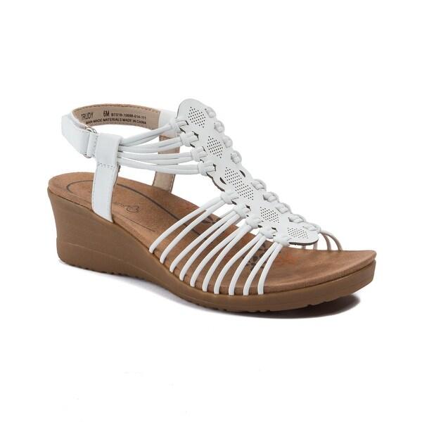 Baretraps Trudy Women's Sandals White