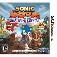 Sonic Boom Shattered Crystal - Nintendo 3DS
