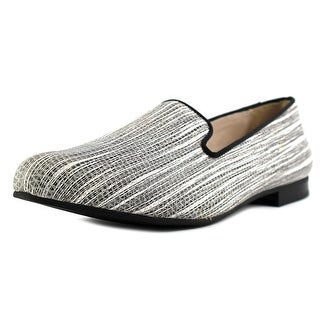 Cole Haan Sabrina Loafer   Round Toe Synthetic  Loafer