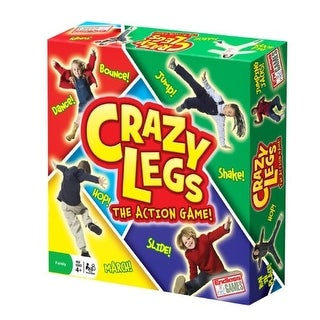 Crazy Legs Action Board Game