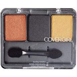 Cover Girl Eye Enhancers 3 Kit Shadow, Dazzling Metalics [119], 0.14 oz