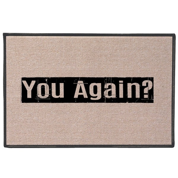 Doormat   Funny Olefin Welcome Door Mat