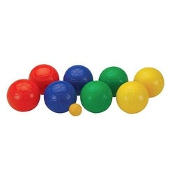 Halex Classic Series Bocce Set (90mm Composite Molded Balls)