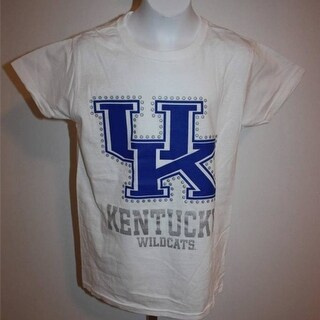 Kentucky Wildcats Womens Size S M L White J America Shirt