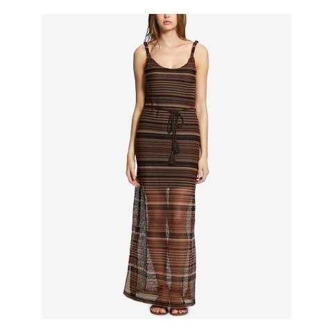SANCTUARY Brown Sleeveless Maxi Dress XS