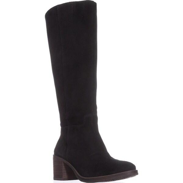 ab32b96764a Shop Lucky Brand Ritten Wide Calf Knee High Boots