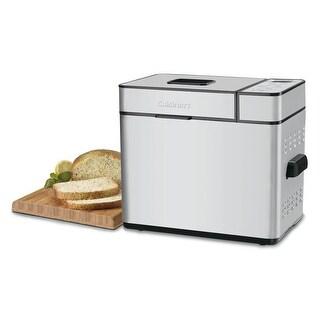 Cuisinart CBK-100 2lb Bread Maker, Silver