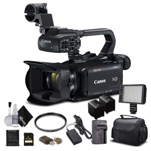 Canon XA11 Compact Full HD Camcorder 2218C002 Pro Bundle
