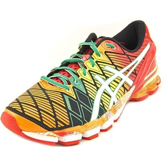 Asics Gel-Kinsei 5 Round Toe Synthetic Running Shoe