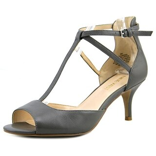Nine West Gamgee Open Toe Leather Sandals
