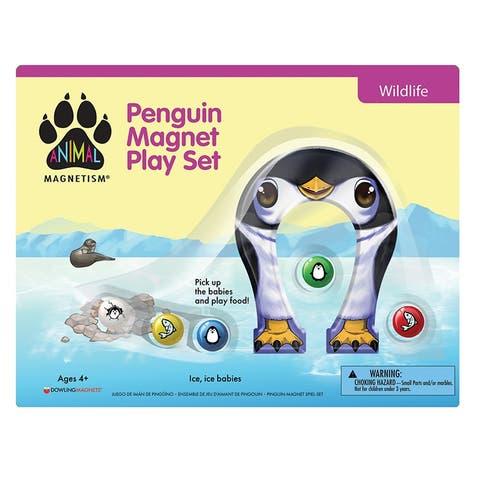 Penguin Magnet Play Set Animal Magnetism