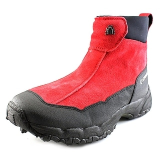 Icebug Metro-L Round Toe Suede Winter Boot