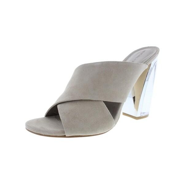 Kendall + Kylie Womens Karmen Dress Sandals Suede Slide