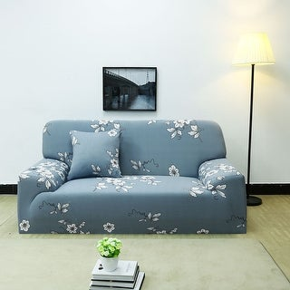 Unique Bargains Polyester Stretch Sofa Slipcovers (74 X 90 Inch)   #4