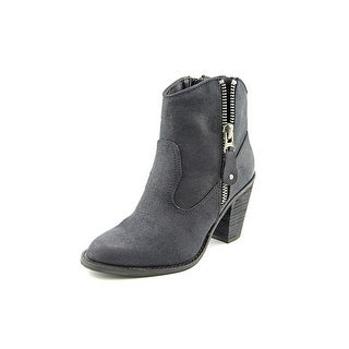 Rebels Storm    Round Toe Synthetic  Ankle Boot