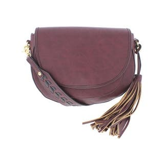 ecbe13da39c Buy Envy Leather Bags Online at Overstock.com   Our Best Shop By ...