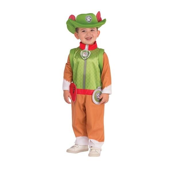 boys paw patrol tracker dog halloween costume