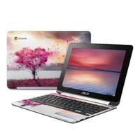 DecalGirl AFCB-LOVETREE Asus Flip Chromebook Skin - Love Tree